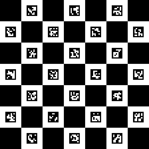calibration checkerboard